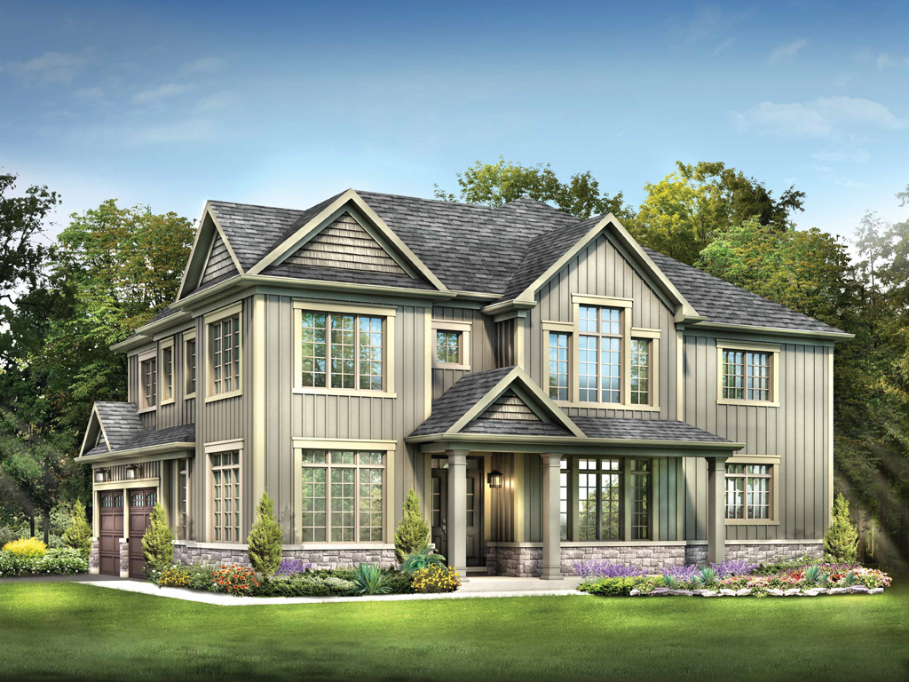 Model Home - The Cowan