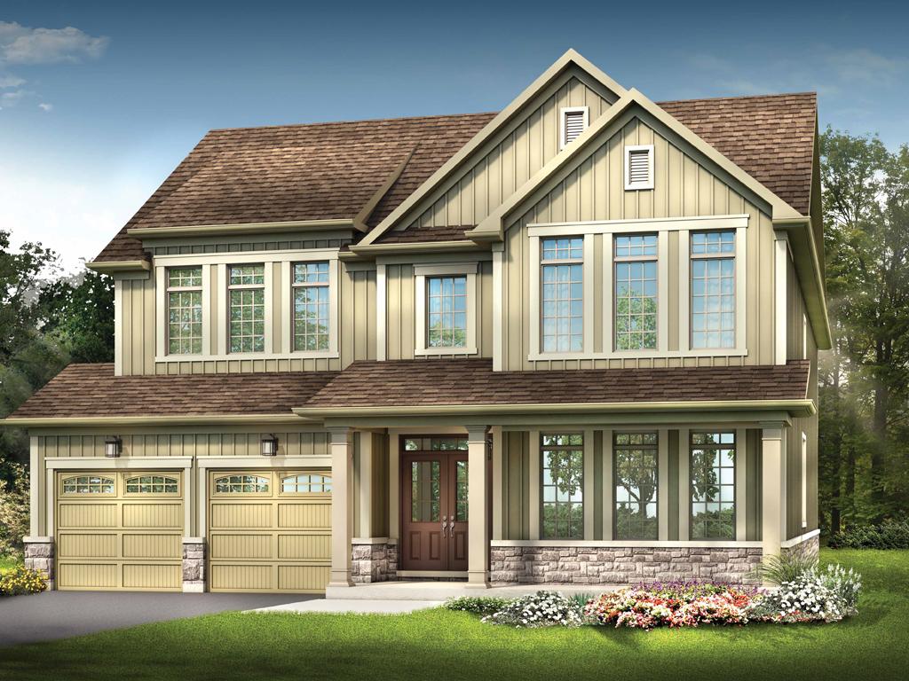 The Milton Model Home
