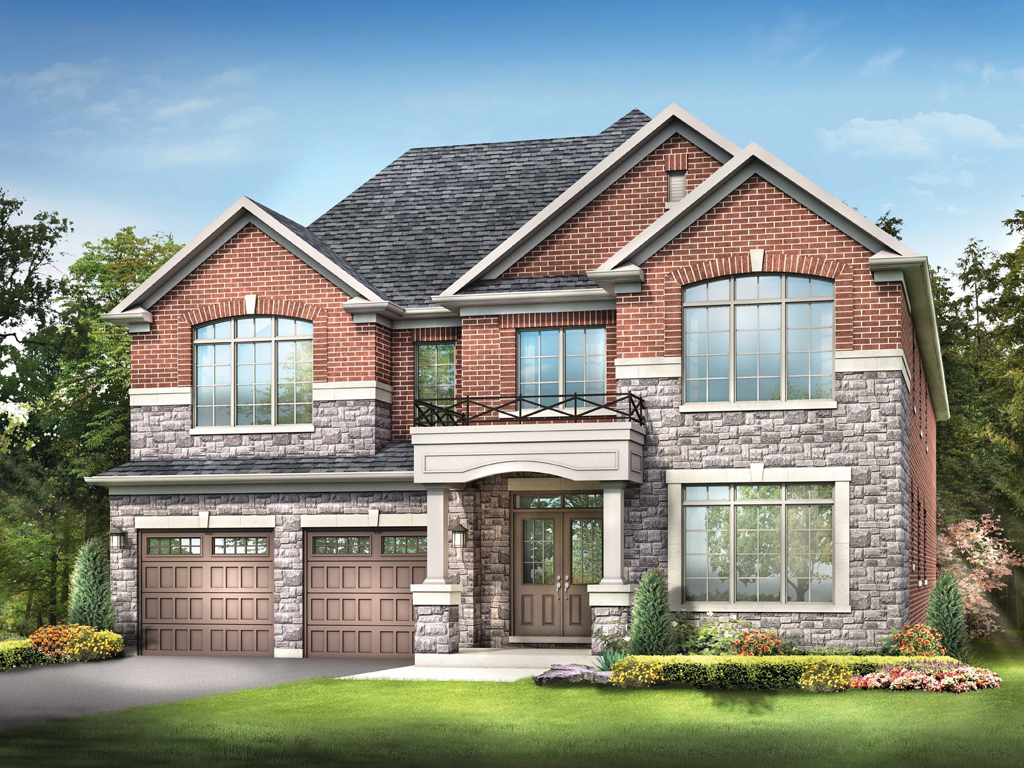 The wallace Custom Home