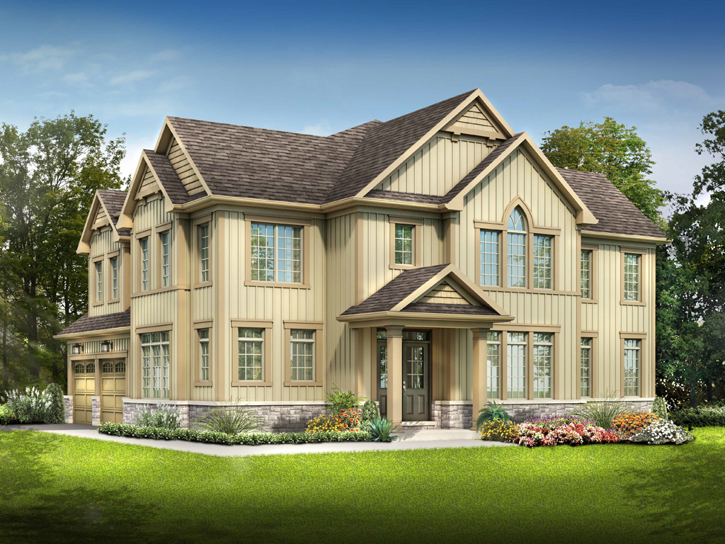 Highlands of Millbrook - Custom Homes