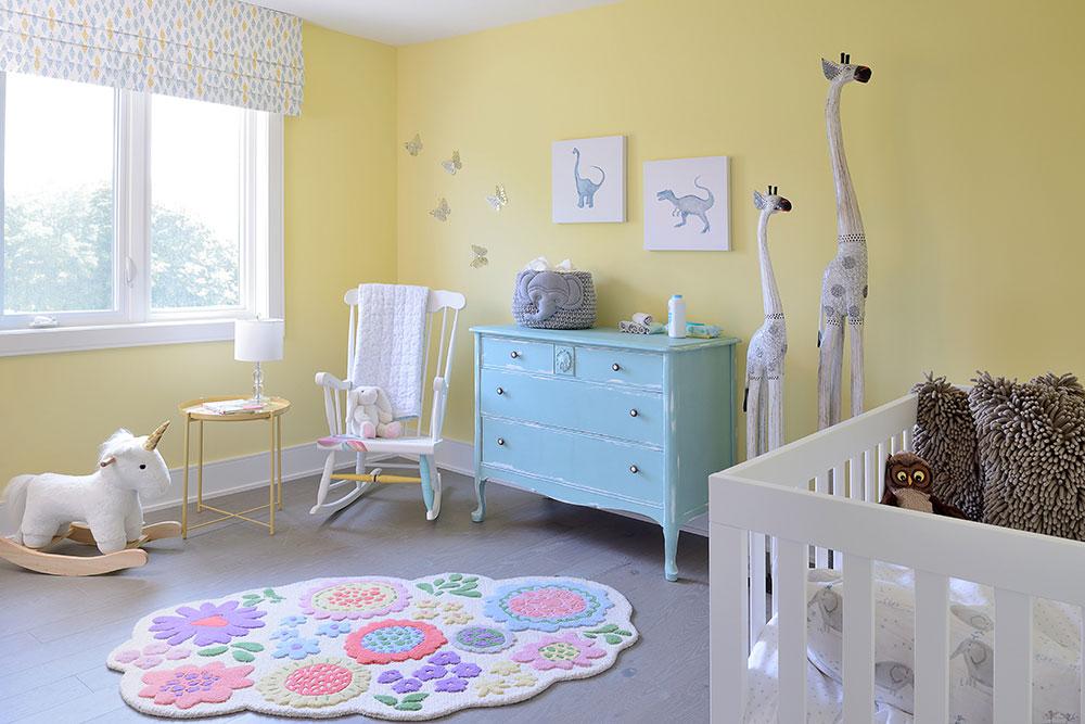 Model Home Nursery