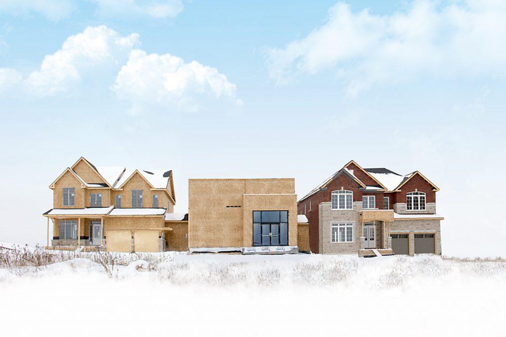 Model Homes & Presentation Centre
